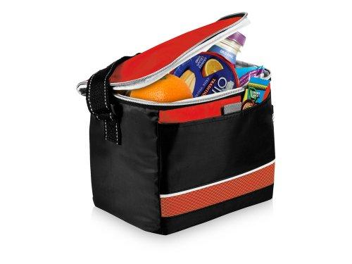 5c827f8c67b2 Спортивная сумка-холодильник Levi, черный/красный купить в Перми ...